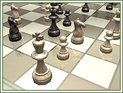 Chess screen shot