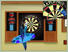 3D Darts screen shot