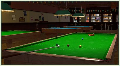 3D Snooker screen shot