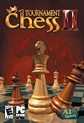 Tournament Chess II PC box