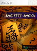 Shotest Shogi Xbox Live Arcade box artwork
