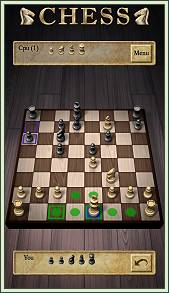 Android Chess 3D screenshot