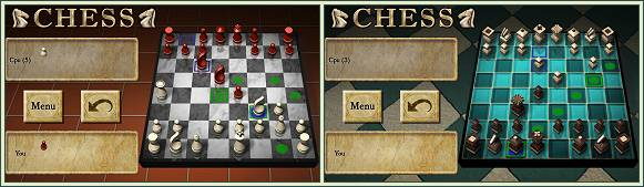 Android Chess 3D screenshots