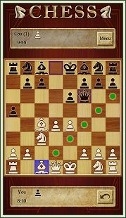 Android Chess screenshot