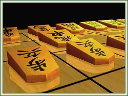 Shogi screen shot