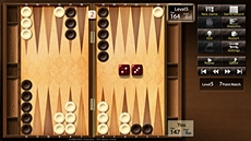 Windows8 Backgammon